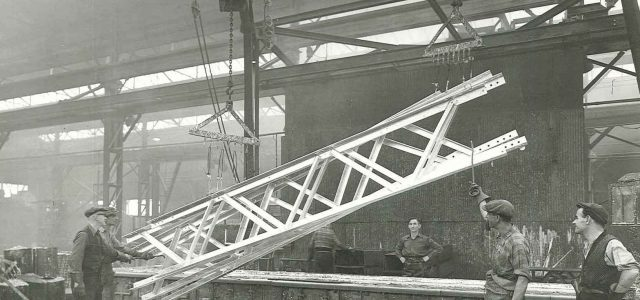 History of galvanizing
