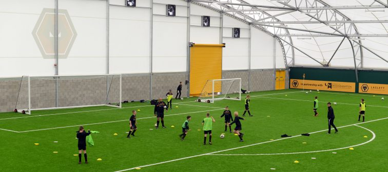 Dreams and Plans: A Case Study of the Football Facilities ...