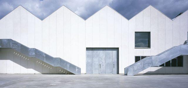 Antony Gormley Vale Royal Studio David Chipperfield Architects