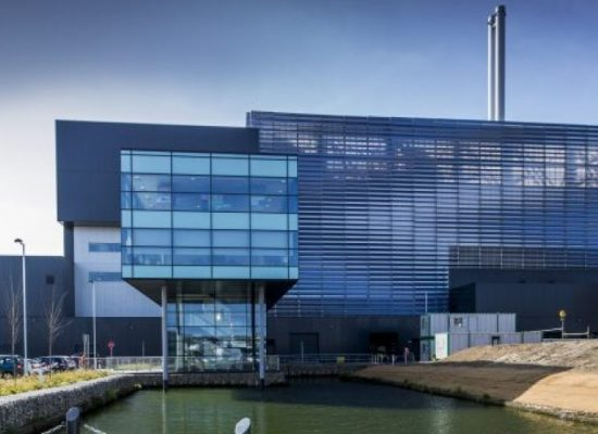 Energy from Waste Plant in Suffolk