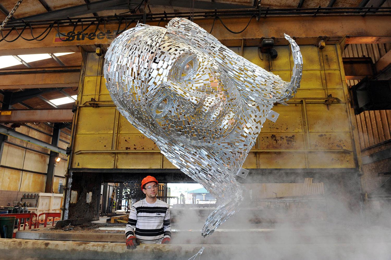 How to Repair Galvanized Steel