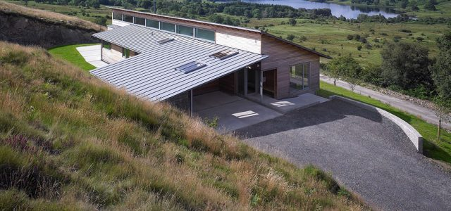 The Houl, Scotland - Simon Winstanley Architects