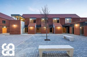 Winner 2014 - Proctor and Matthews Architects, Hargood Close