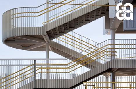 Duplex Systems Award Winner 2011 - Ceardean Ltd, Clongriffin Dart Station