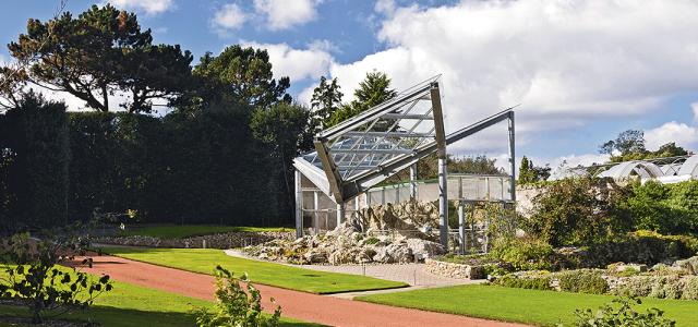 Alpine House, Royal Botanic Garden Edinburgh