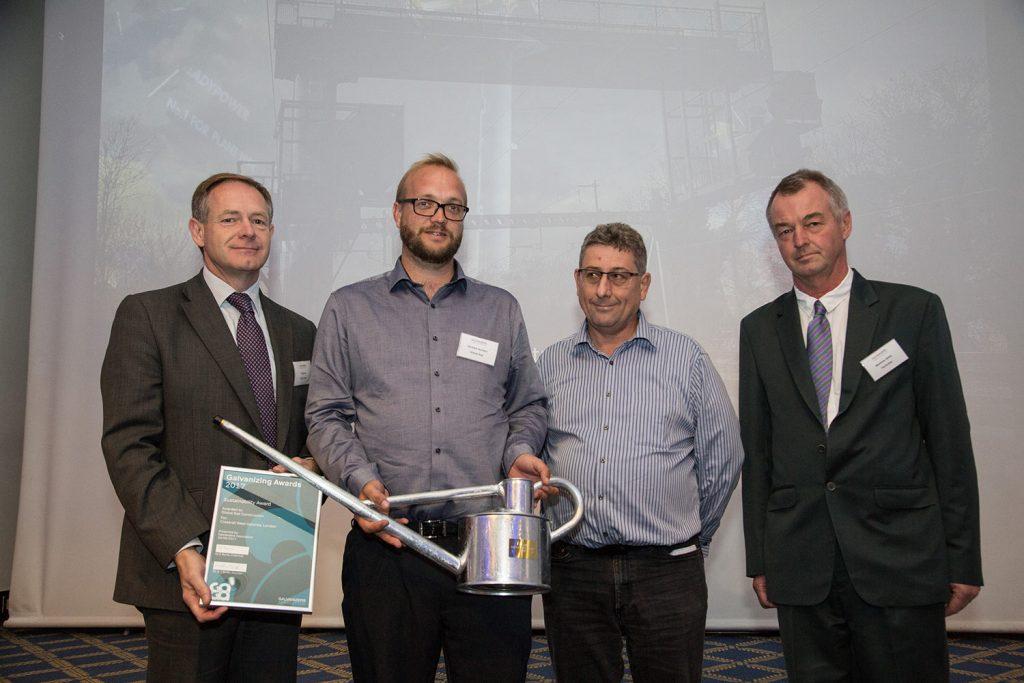 Sustainability Award Winners 2017