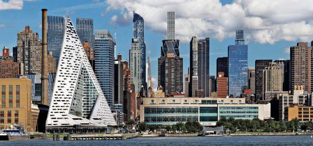 Manhattan Green – Metal Facade