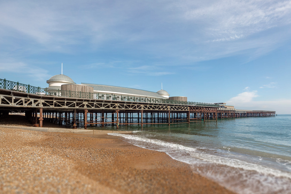Hastings Pier Restoration