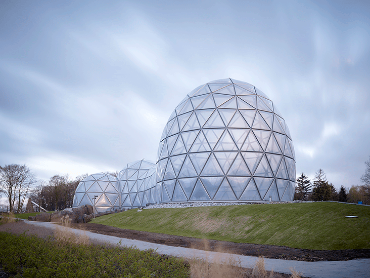 Dome Structure Corrosion Protection