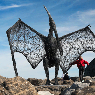 Boulby Pteradactyl