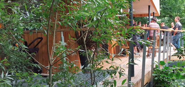 Dursley Treehouse, Glouchester - Millar + Howard Workshop
