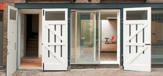 More Mews / Private Outdoors  - Sanya Polescuk Architects London