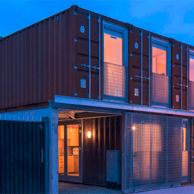 Ringsend Container House