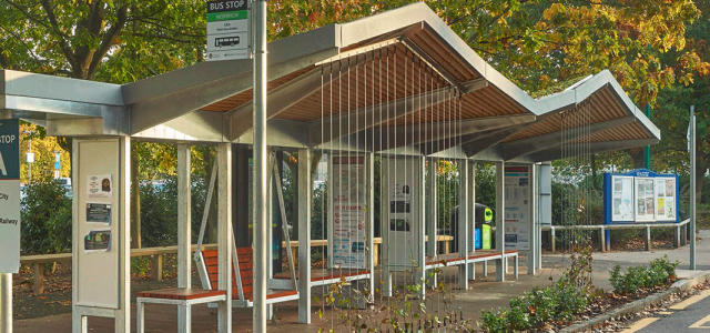 UEA Transport Interchange  LSI Architects Norwich