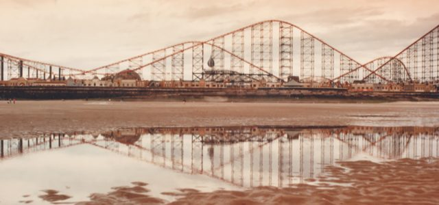 Pepsi Max Roller Coaster Blackpool
