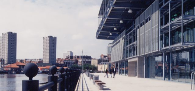 The National Glass Centre Sunderland Gollifer Associates