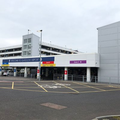 Glasgow Airport Pick Up and Drop Off