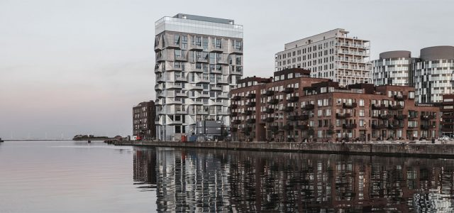 Grain Silo Conversion in Copenhagen
