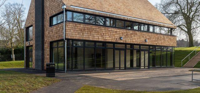Chris Dyson Architects Crystal Palace Park Café