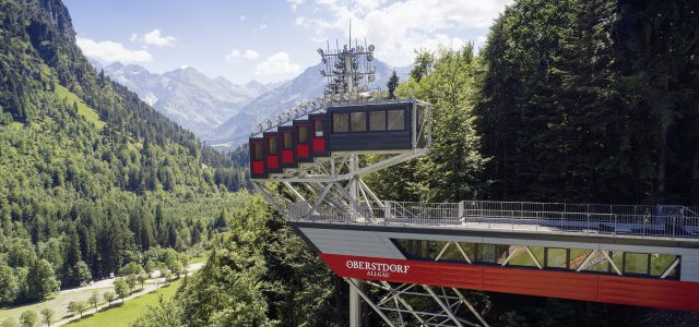 Heini-Klopfer ski jump, Oberstdorf