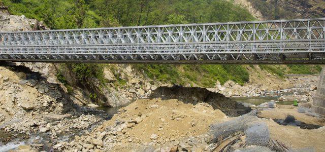 Kedarnath Pilgrimage Bridge, India