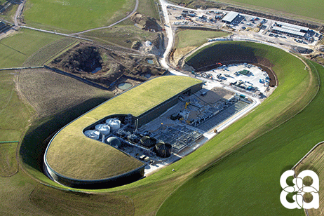 Winner 2013 - Bourne Construction Engineering, Peacehaven Water Treatment Works