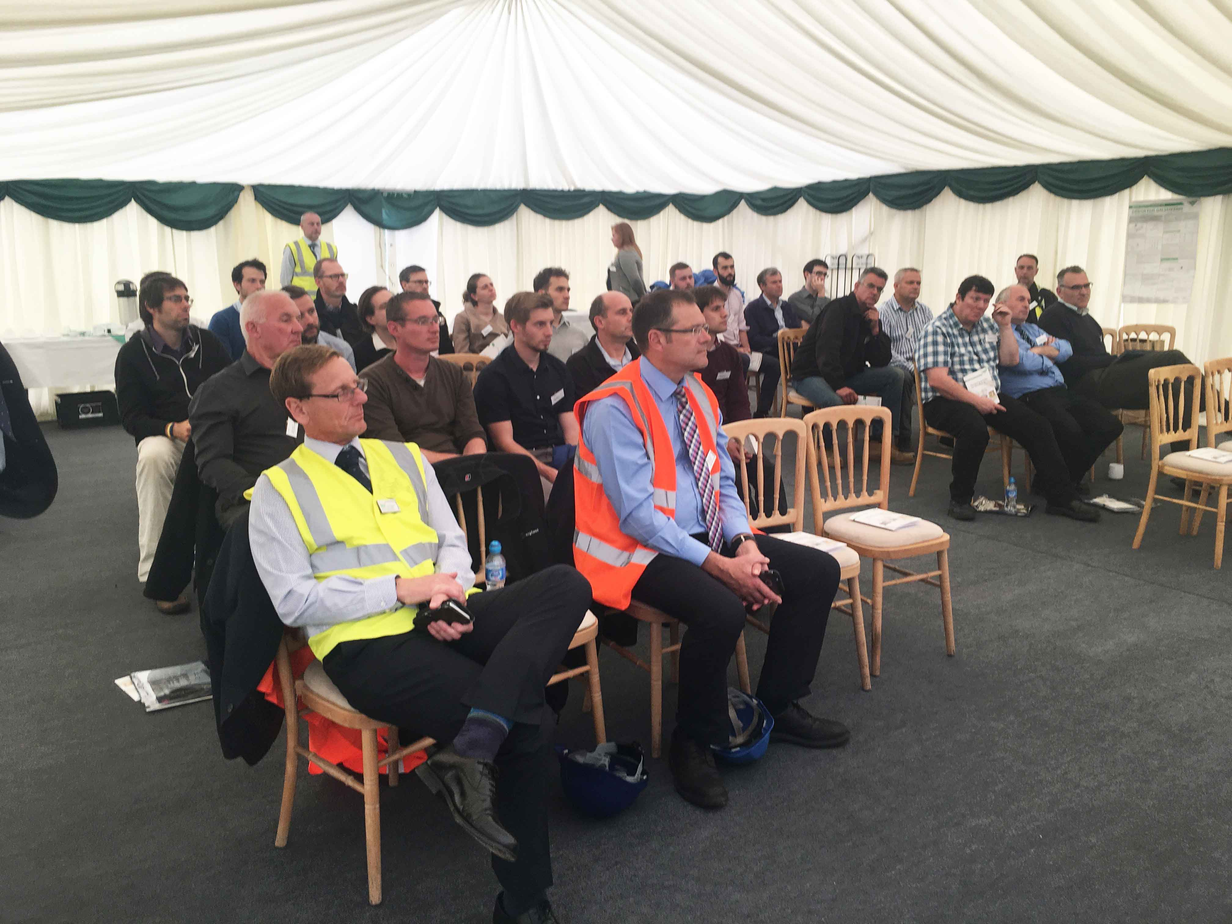 Galvanizing Industry Open Day 2017