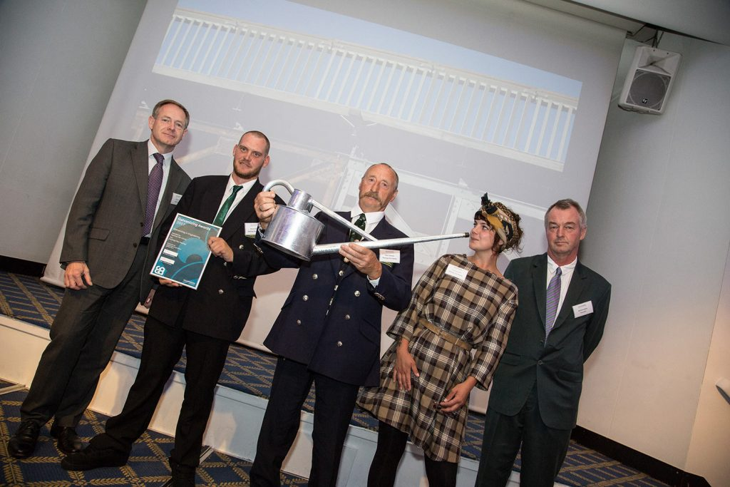 Hastings Pier Charity – Engineering Award Winners
