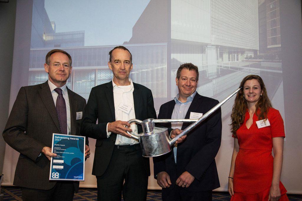 Duplex Systems Award Winners