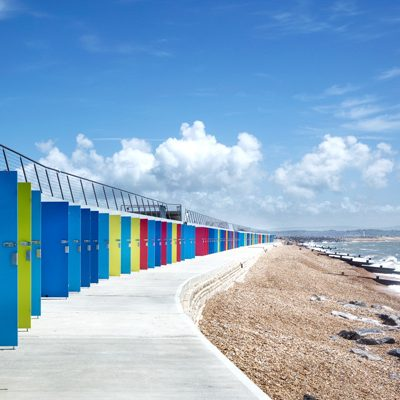 Milford-on-Sea Beach Huts